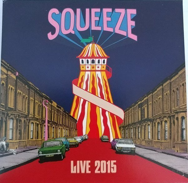 Squeeze - Live 2015 (Plymouth Pavilions, 25th September 2015)