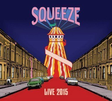 Squeeze - Live 2015 (Royal Concert Hall, Nottingham, Thursday 8th October 2015)