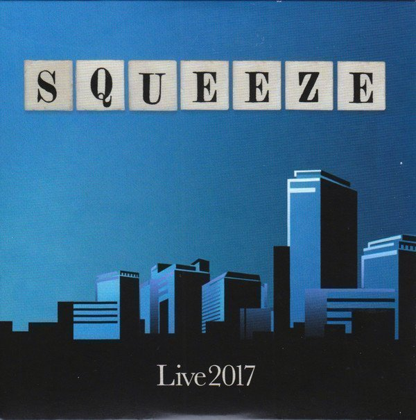 Squeeze - Live 2017 [Royal Concert Hall, Glasgow, 3rd November]