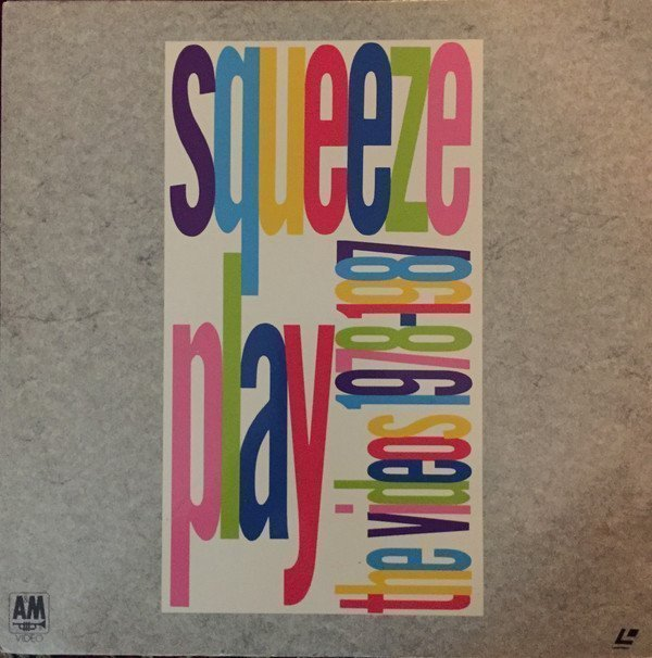 Squeeze - Play - The Videos 1978-1987