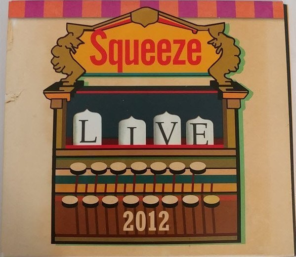 Squeeze - Squeeze Live Plymouth Pavilions 20 November 2012