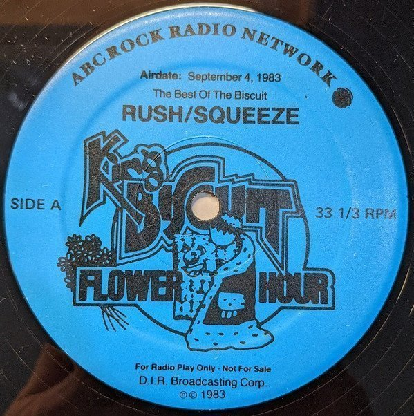 Squeeze - The Best Of The Biscuit, King Biscuit Flower Hour