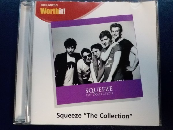 Squeeze - The Collection
