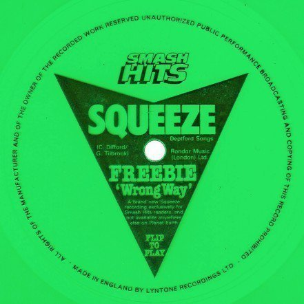 Squeeze - Wrong Way