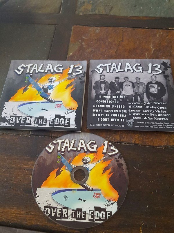 Stalag 13 - Over The Edge