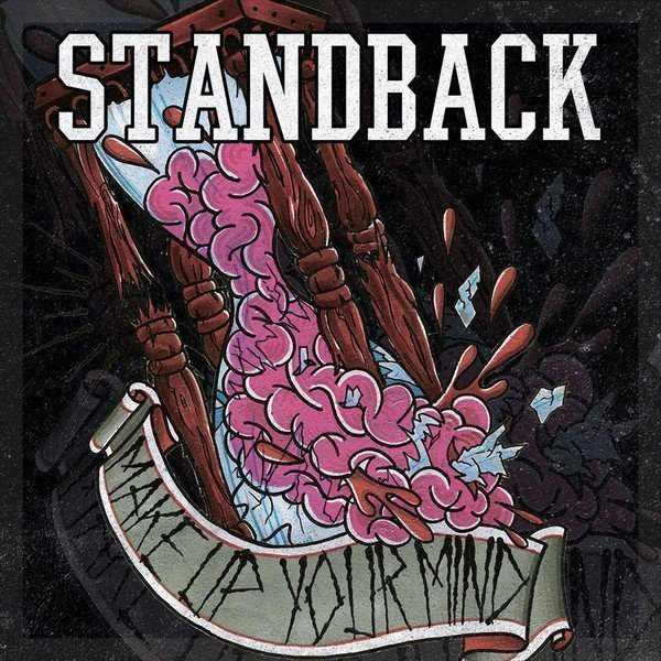 Standback - Make Up Your Mind