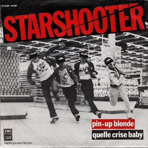 Starshooter - Pin-Up Blonde / Quelle Crise Baby