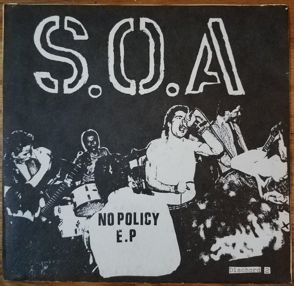 State Of Alert - No Policy E.P