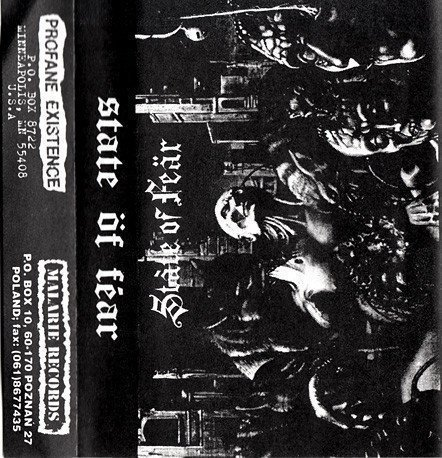 State Of Fear - The Tables Will Turn...... Wallow In Squalor EP
