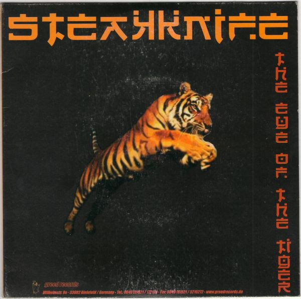 Steakknife - The Eye Of The Tiger / Born To Be Wild