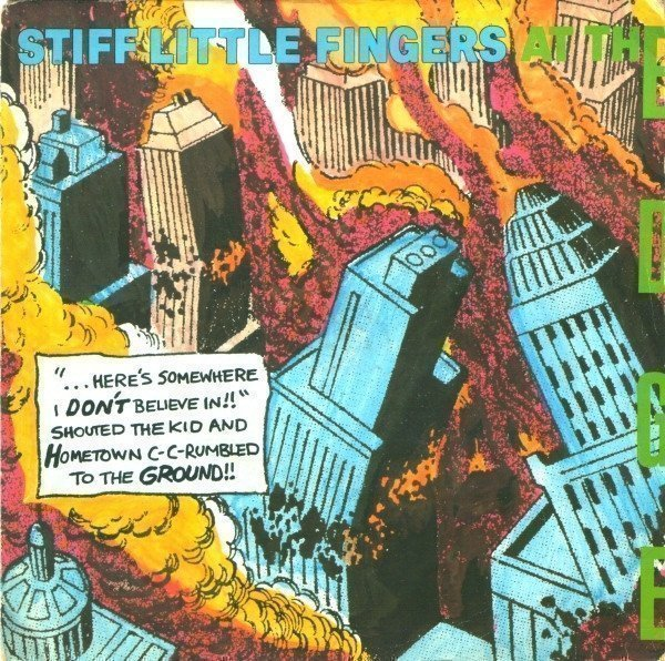 Stiff Little Fingers - At The Edge