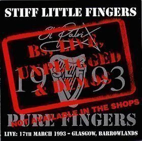 Stiff Little Fingers - B