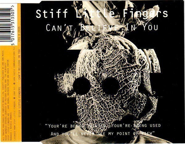 Stiff Little Fingers - Can