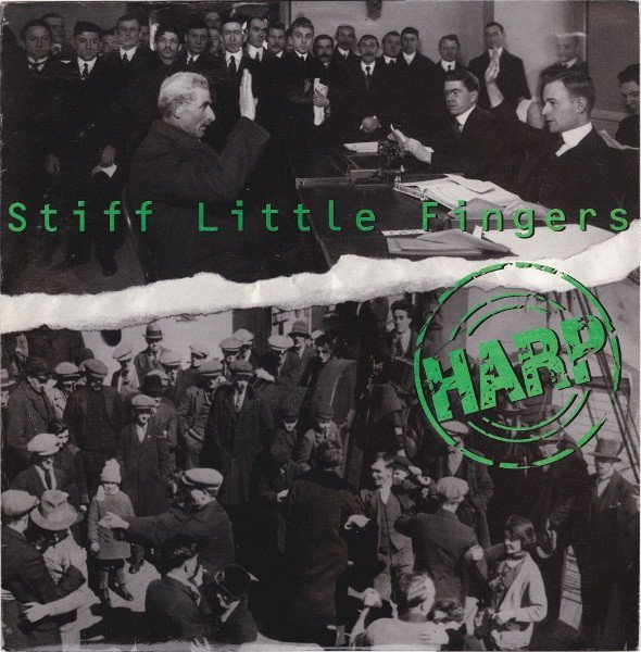 Stiff Little Fingers - Harp