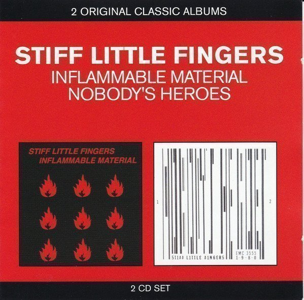 Stiff Little Fingers - Inflammable Material / Nobody