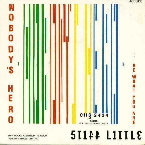 Stiff Little Fingers - Nobody
