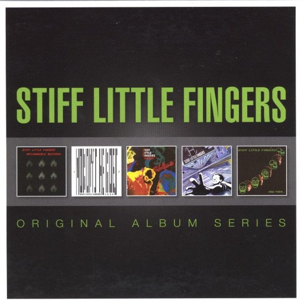 Stiff Little Fingers - Original Album Series