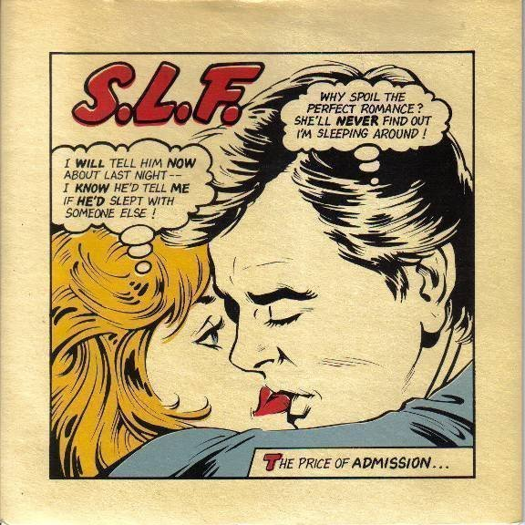 Stiff Little Fingers - The Price Of Admission