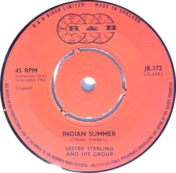 Stranger And Ptsy - Indian Summer / I