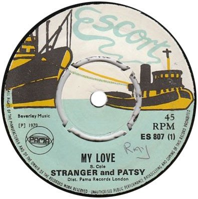 Stranger And Ptsy - My Love / Windsor Castle