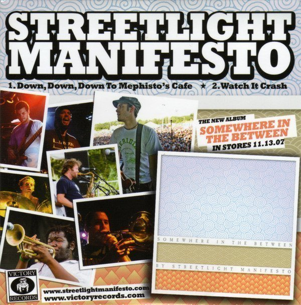Streetlight Manifesto - Somewhere In The Between / Southern California Street Music