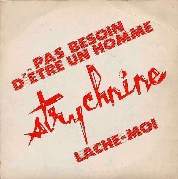 Strychnine - Pas Besoin D