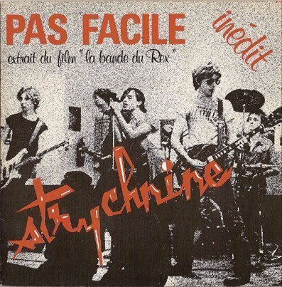 Strychnine - Pas Facile