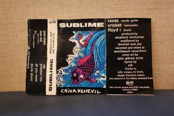 Sublime - Chiva Kenevil