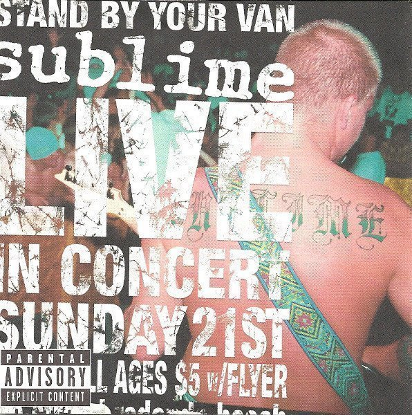 Sublime - Stand By Your Van (Live)
