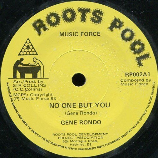 Sugar Minott - No One But You / The Children Of Africa