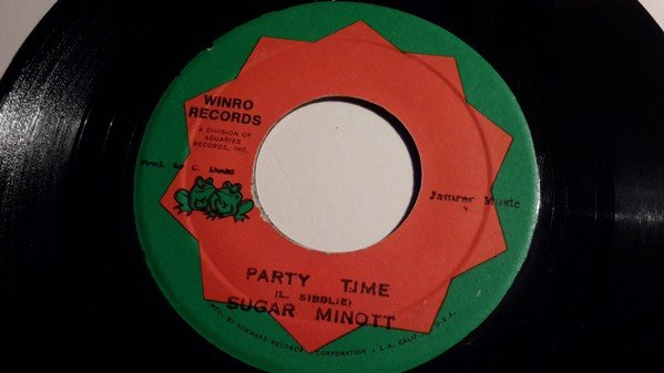 Sugar Minott - Party Time