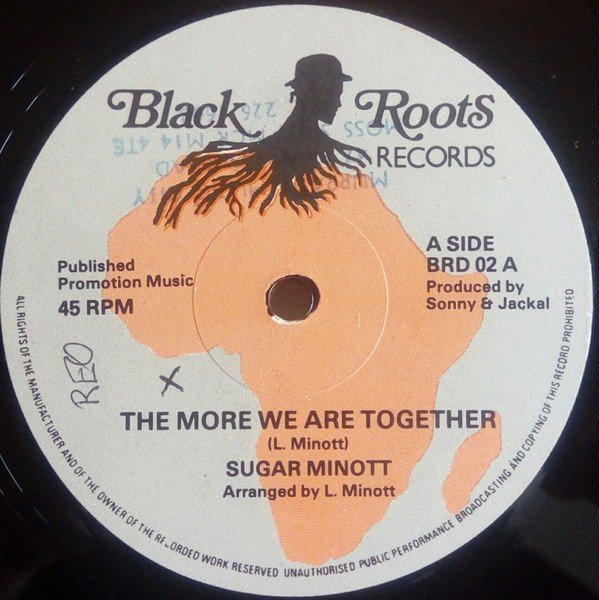 Sugar Minott - The More We Are Together