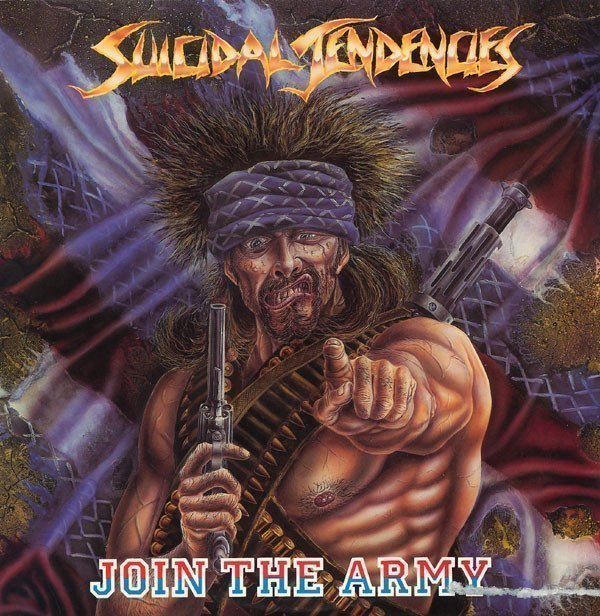 Suicidal Tendencie - Join The Army