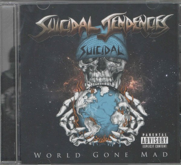 Suicidal Tendencie - World Gone Mad