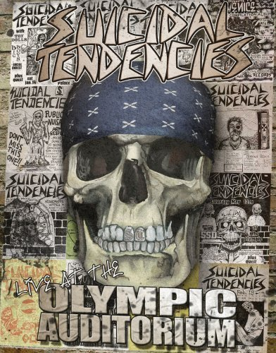 Suicidal Tendencies - Live At The Olympic Auditorium