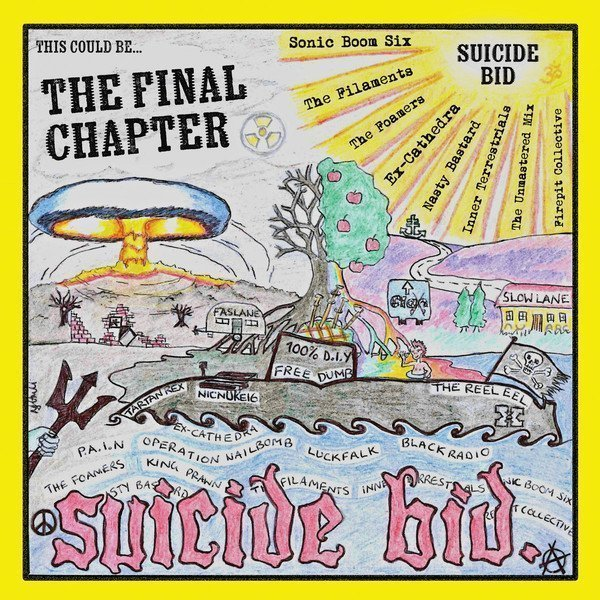 Suicide Bid - Who Wants The World