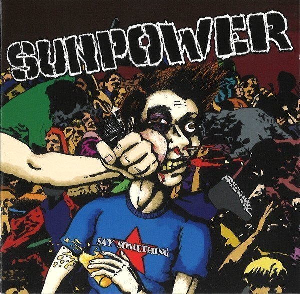 Sunpower - Say Something