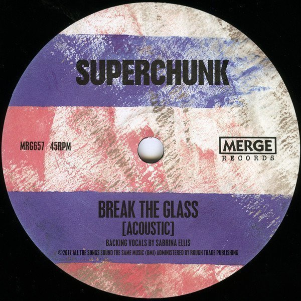 Superchunk - Break The Glass [Acoustic] / The Louder I Call, The Faster It Runs [Acoustic]