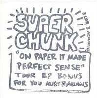"""Superchunk - The """"On Paper It Made Perfect Sense"""" EP"""