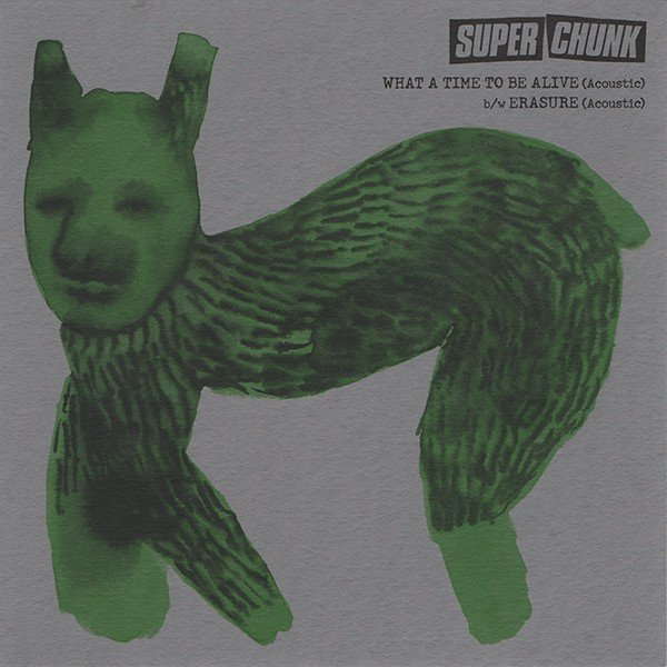 Superchunk - What A Time To Be Alive (Acoustic) b/w Erasure (Acoustic)