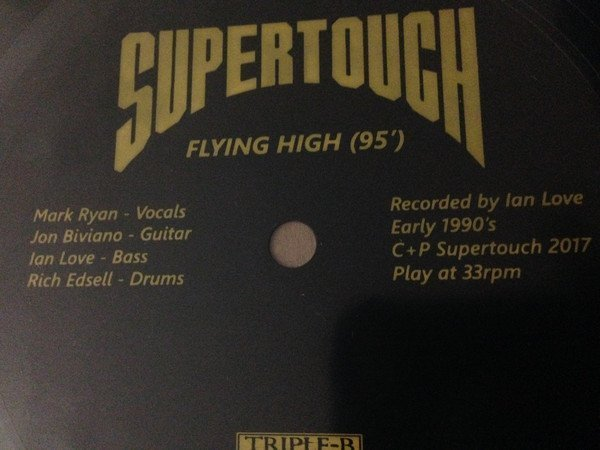 Supertouch - Flying High (95