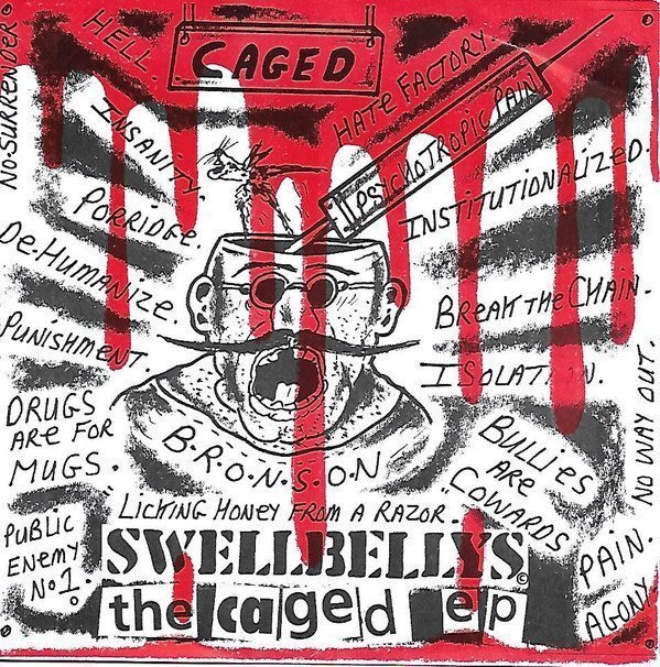 Swellbellys - The Caged EP