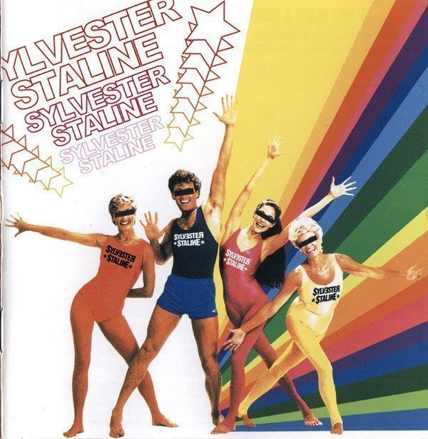 Sylvester Staline - $.$ Gonna Spread Hard Drugs To Your Stupid Kids With The Royalties Generated By This CD
