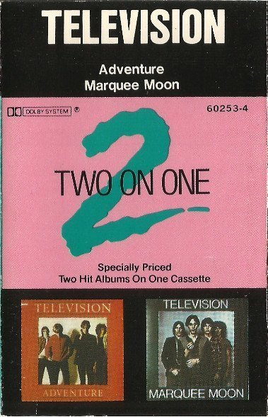 Television - Adventure / Marquee Moon