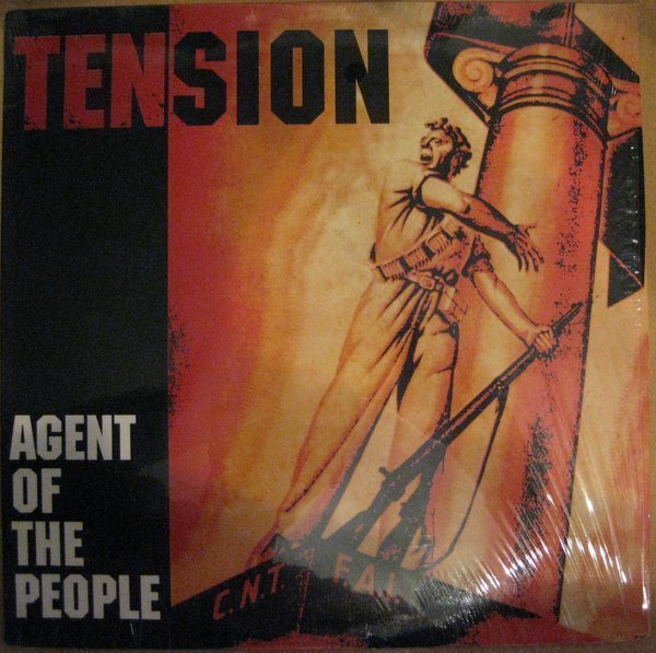 Tension - Agent Of The People