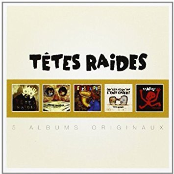 Têtes Raides - Original Album Series