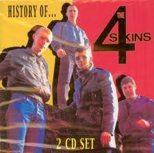 The 4 Skins - History Of...