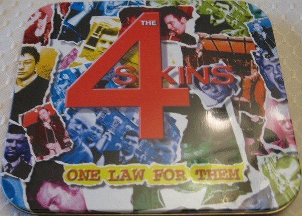 The 4 Skins - One Law For Them