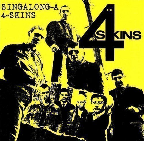 The 4 Skins - Singalong-A 4-Skins