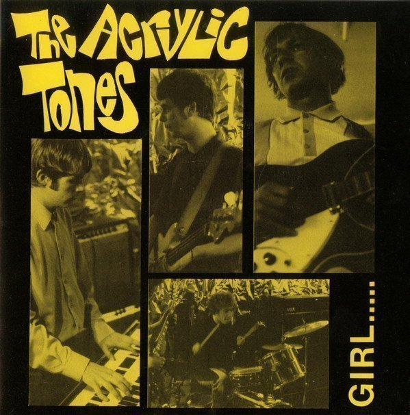 The Acrylic Tones - Girl